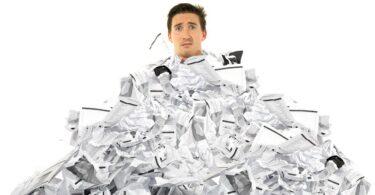 Cómo anular facturas