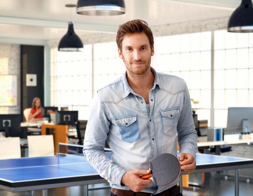 Cómo una mesa de ping-pong y una videoconsola mejorarán la productividad de tu empresa