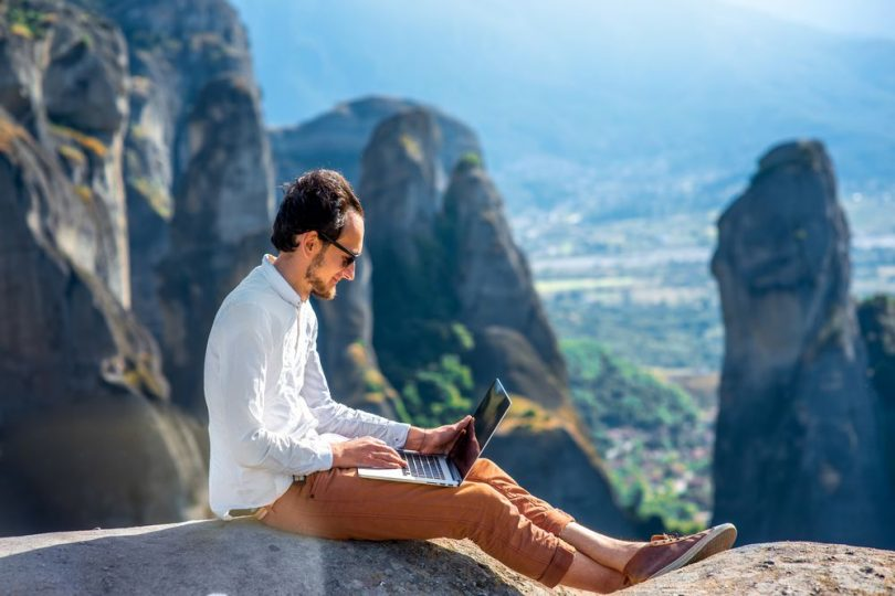 Qué es el emprendedor nómada y cuáles son sus ventajas