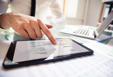 como hacer una factura electronica