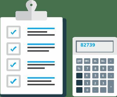 Calculadora de IVA e IRPF para autónomos y pymes