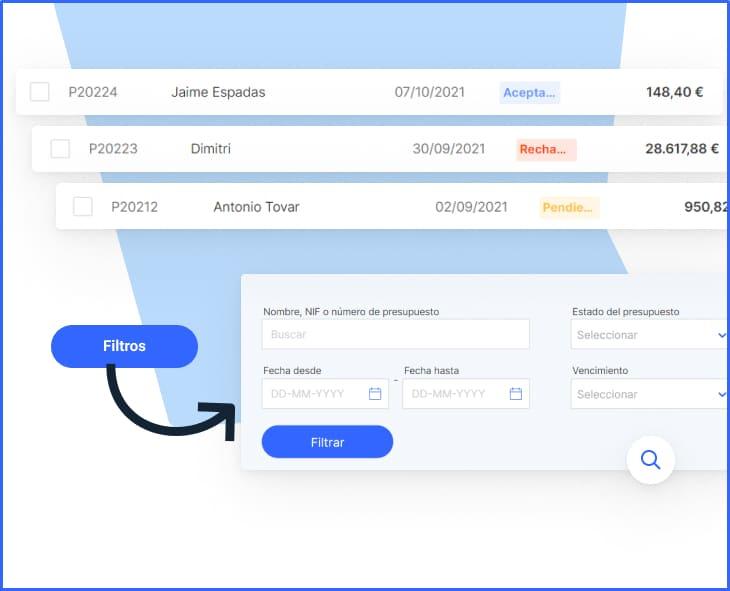 crear y enviar facturas