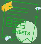 Plantilla Sheets