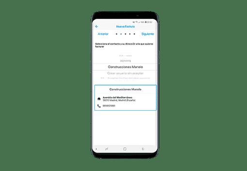 Escanea facturas y tickets desde el móvil