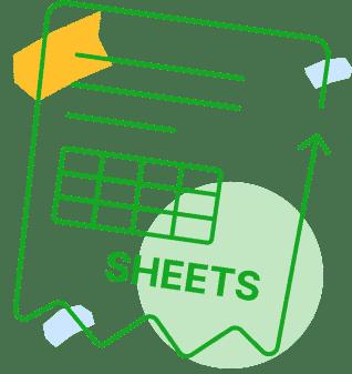 plantilla factura google sheets